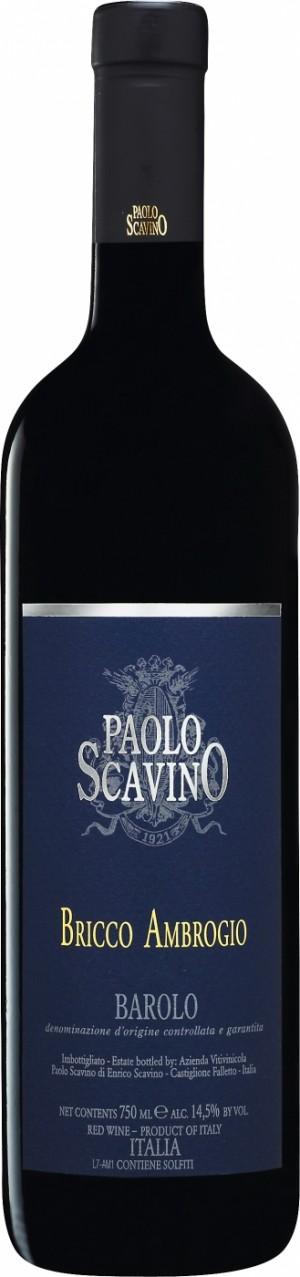 Paolo Scavino - Bricco Ambrogio Barolo D.O.C.G. 2014