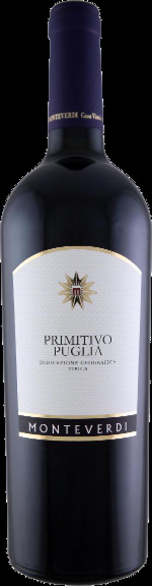 Monteverdi - Primitivo Rosso 2016