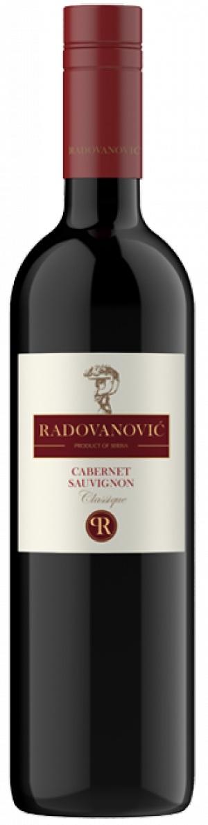Radovanović Cabernet Sauvignon Classique 2017