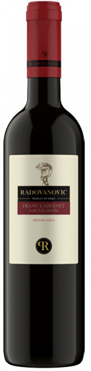 Radovanović Franc Cabernet Sauvignon 2017
