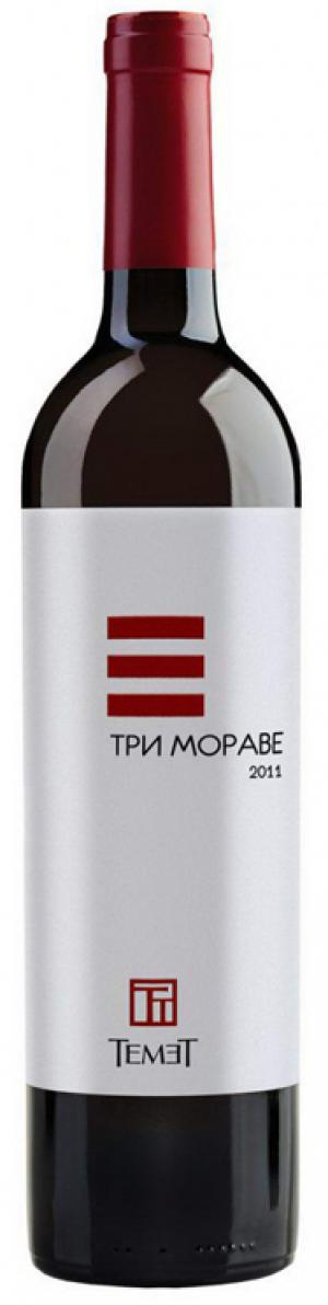Temet Tri Morave crveno 2018