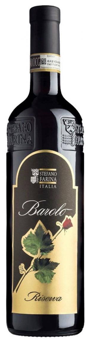 Stefano Farina - Barolo Riserva D.O.C.G. 2011