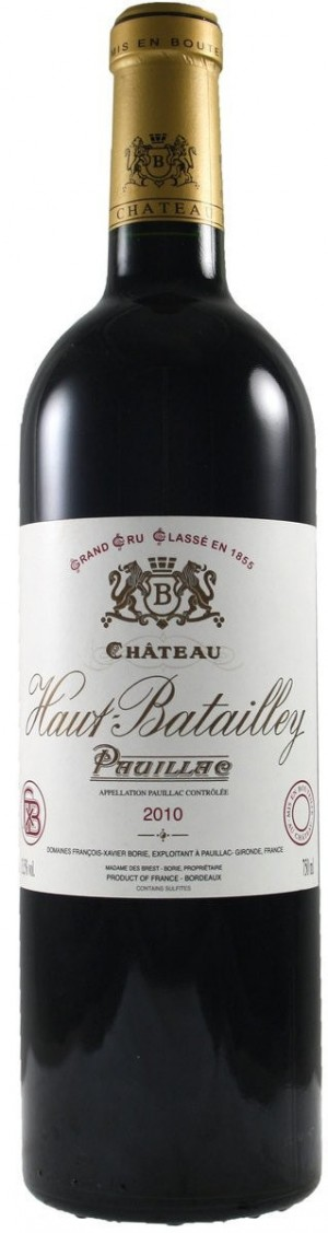 Chateau Haut Batailly 2014 - Pauillac