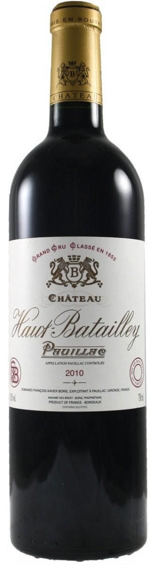 Chateau Haut Batailley 2015 - Pauillac