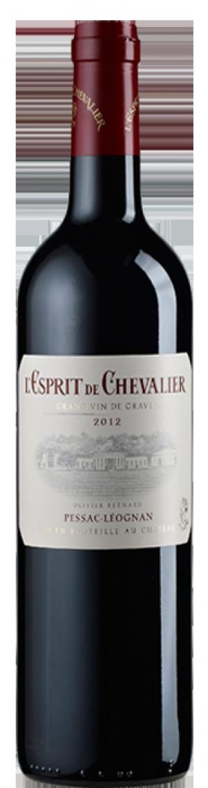 Domaine de Chevalier - LEsprit de Chevalier 2012 - Pessac Leognan