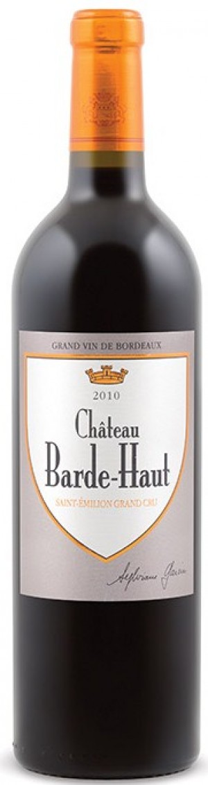 Chateau Barde Haut 2010 - St Emilion