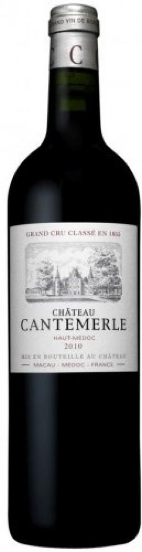 Chateau Cantemerle 2010 - Haut Medoc