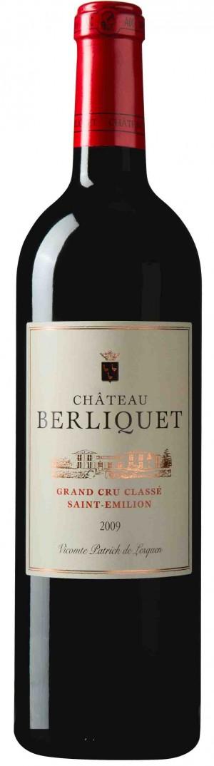 Chateau Berliquet 2009 - St Emilion