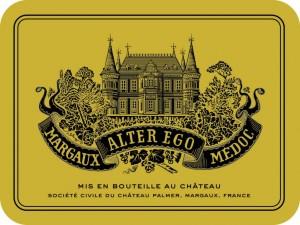 Chateau Palmer-Alter Ego de Palmer 2012 - Margaux 1.5L