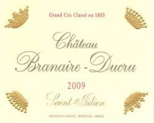 Chateau Branaire Ducru 2009 - St.Julien 1.5L