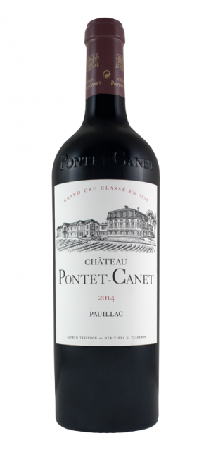 Chateau Pontet Canet 2014 Magnum - Pauillac