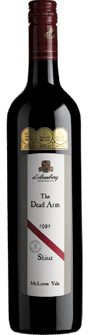 D'Arenberg - The Dead Arm Shiraz 2016