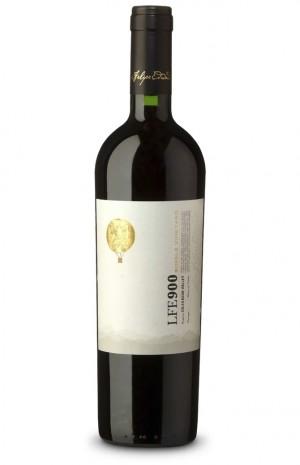 Luis Felipe Edwards - LFE900 Single Vineyard 2011