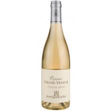 Alain Jaume&Fils - Domaine Grand Veneur Cotes du Rhone Blanc Reserve 2014