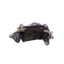 Poklon pakovanje - Gajbica pletena bajcovana