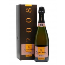 Veuve Clicquot Rose Vintage 2008 Gift Box