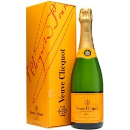 Veuve Clicquot Yellow Label Box