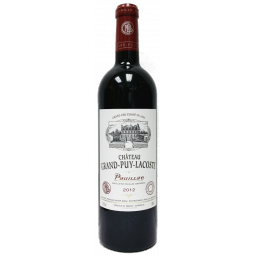 Chateau Grand Puy Lacoste 2012 - Pauillac
