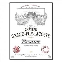 Chateau Grand Puy Lacoste 2012 - Pauillac 1.5L