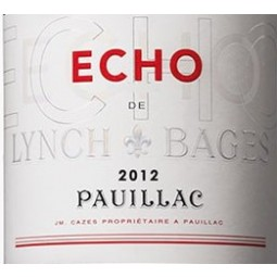 Chateau Lynch Bages - Echo de Lynch Bages 2012 - Pauillac 1.5L