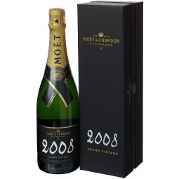 Moet&Chandon Brut Grand Vintage 2008 Gift Box