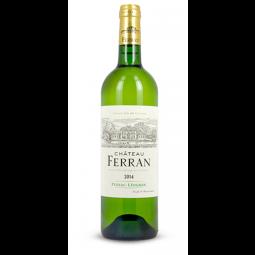 Chateau Ferran Blanc 2015 - Pessac Leognan