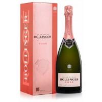 Bollinger Brut Rose Gift Box