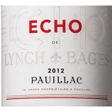 Chateau Lynch Bages - Echo de Lynch Bages 2012 - Pauillac 1.5L